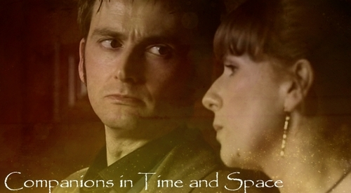 The Doctor and Donna Noble Banner