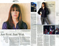 The New York Times: April 15, 2007 - feist photo