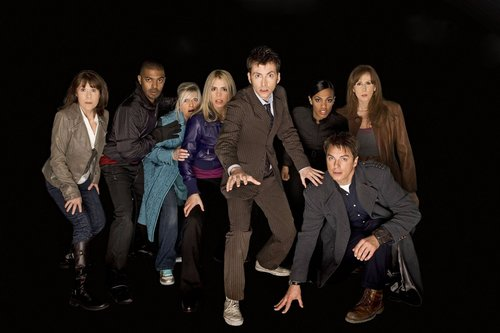 The Time Team - doctor-who Photo
