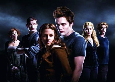 The cullens [and bella]