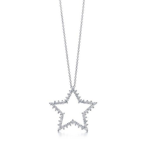 Tiffany Stars Pendant