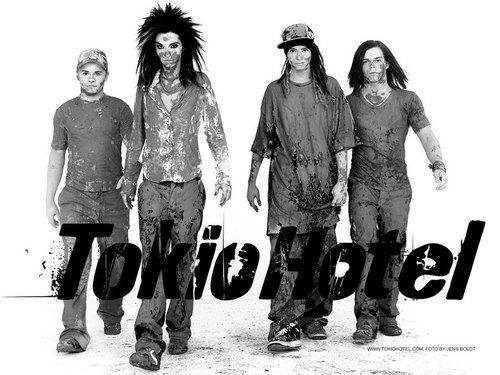 Tokio Hotel wallpaper entitled Tokio Hotel