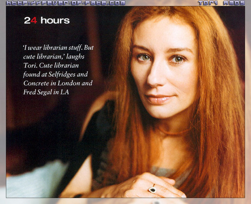 Tori magazine scans