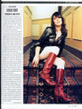 Toronto Magazine: March 2004 - feist photo