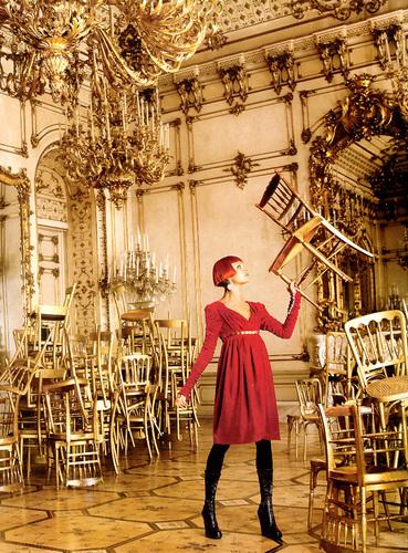 Vogue: September 2006