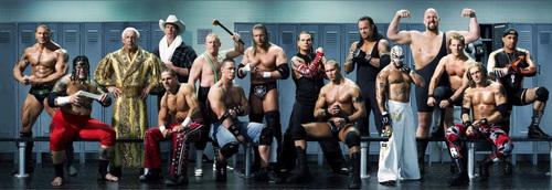 Professional Wrestling wallpaper titled WWE Wrestlers