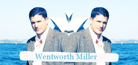 Wentworth Miller wallpaper entitled Wentworth