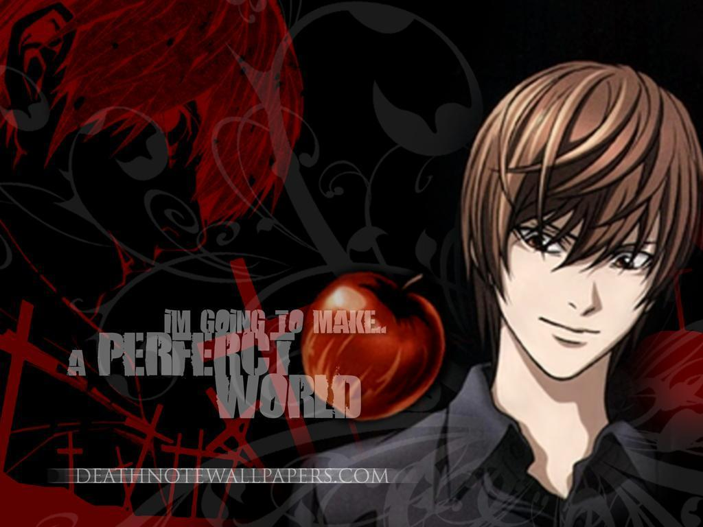 death note light wallpaper - photo #5