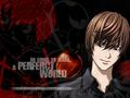 Yagami Light wallpaper