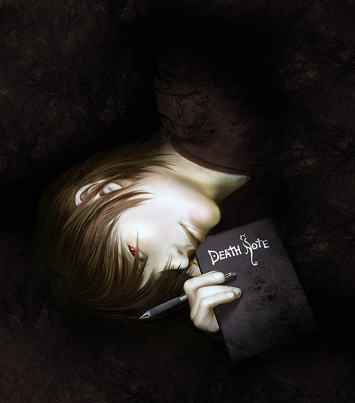 Light Yagami Fan Art (1523046)