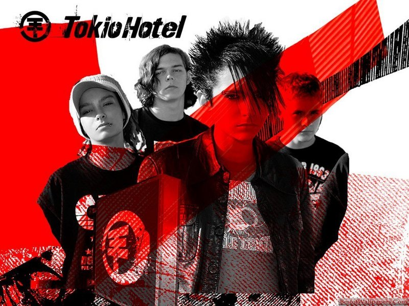 tokio hotel wallpapers. Young Tokio Hotel