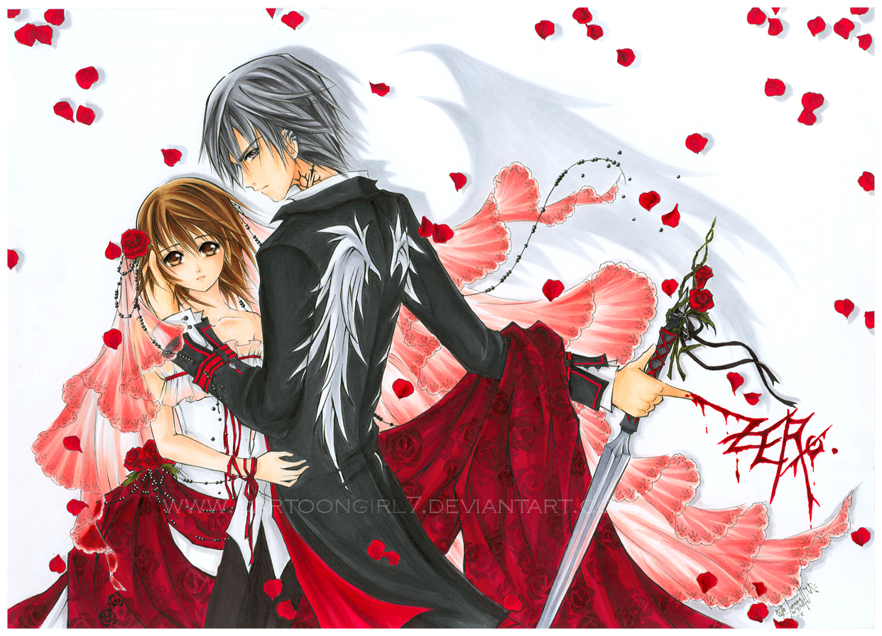 Vampire Knight images Zero & Yuuki HD wallpaper and ...