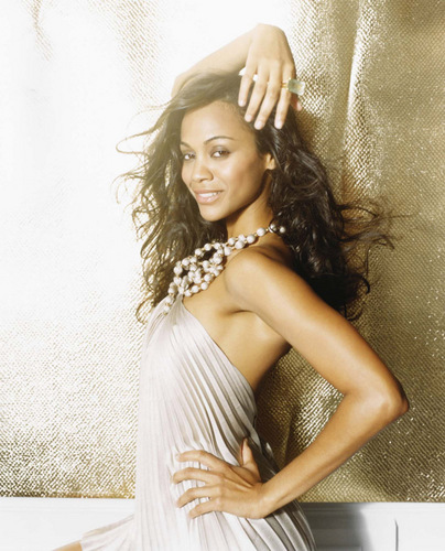 Zoë Saldaña - zoe-saldana Photo