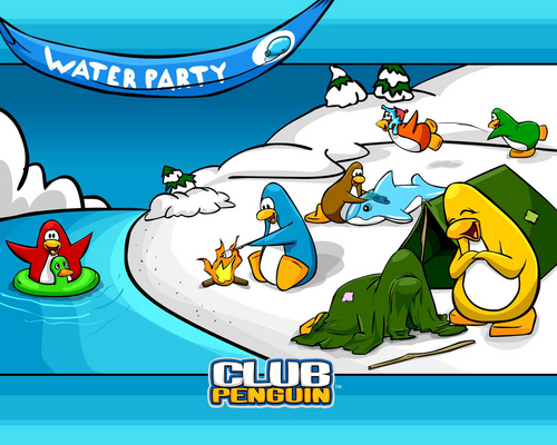 c p water party