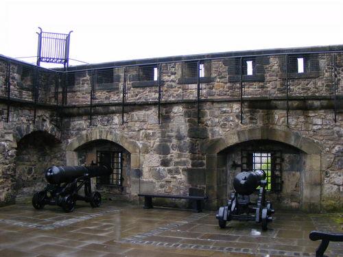 edinburgh замок