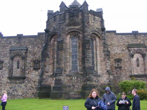 edinburgh قلعہ