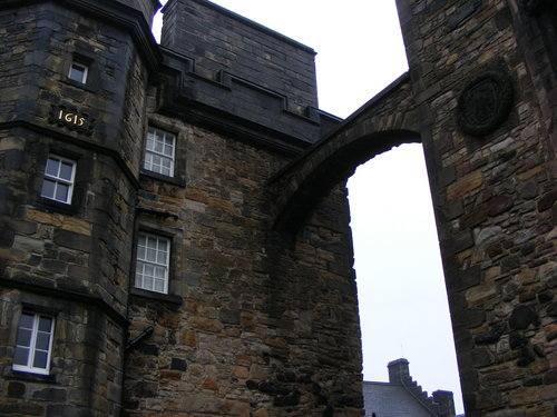 edinburgh kastilyo