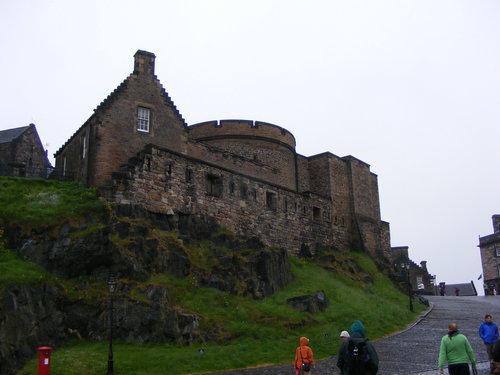 edingburgh kasteel