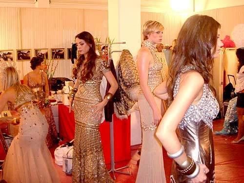 finale gntm 2008 fashion tampil