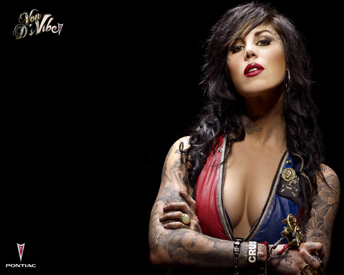 Kat Von D images kat HD wallpaper and background photos