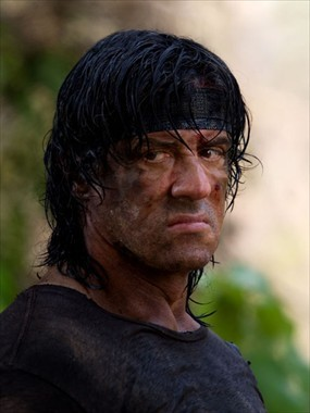 Sylvester Stallone wallpaper called rambo