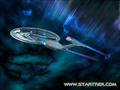 space ship - star-trek wallpaper