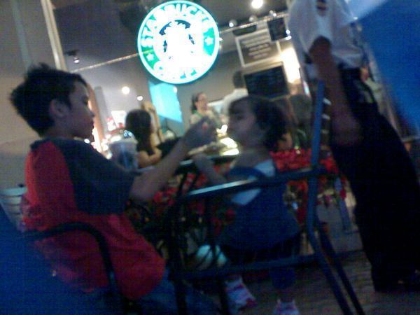Starbucks bambini