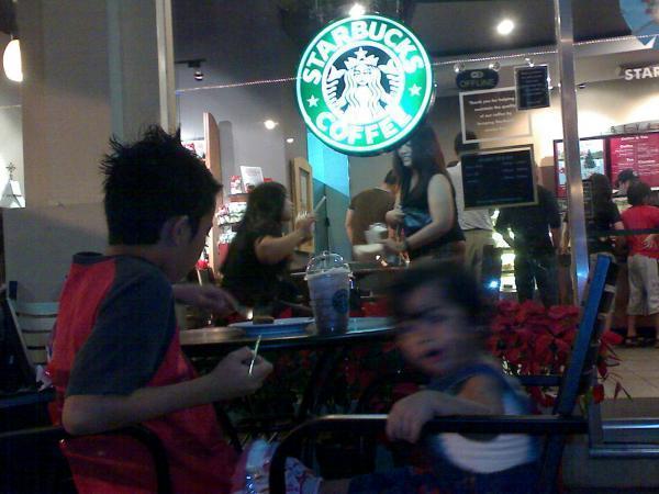 Starbucks kidss