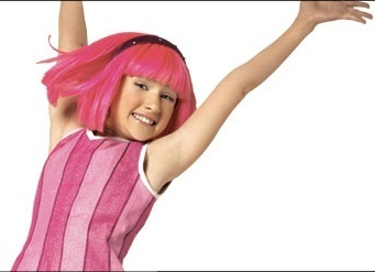 lazy town images stephanie wallpaper and background photos
