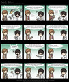 this is funny at the end... - death-note fan art
