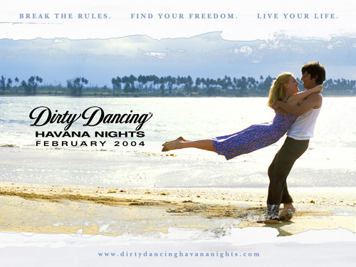 Dirty Dancing - Havana Nights wallpaper entitled wallpaper