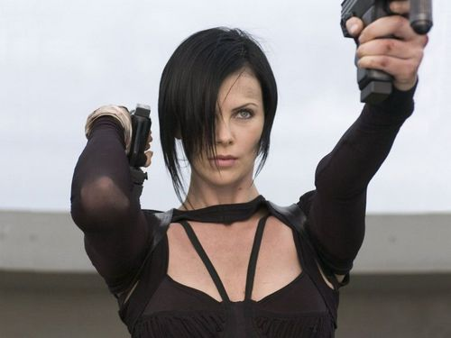 Æon flux - charlize-theron Wallpaper