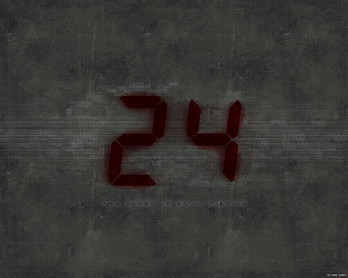 24 wallpaper entitled 24