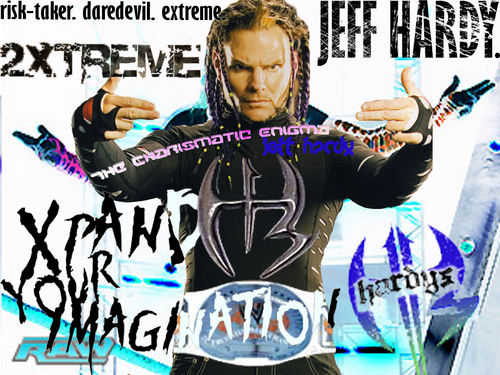 All About Jeff Hardy!