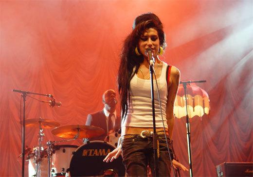 Amy - Live*