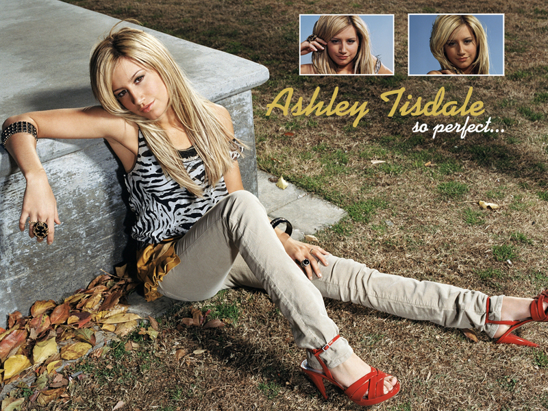 ashley tisdale wallpapers. Ashley - Ashley Tisdale