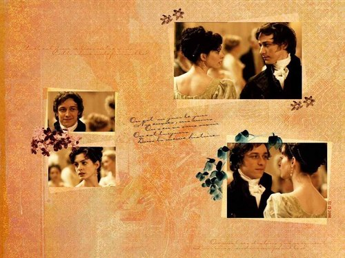Jane Austen wallpaper entitled Becoming Jane