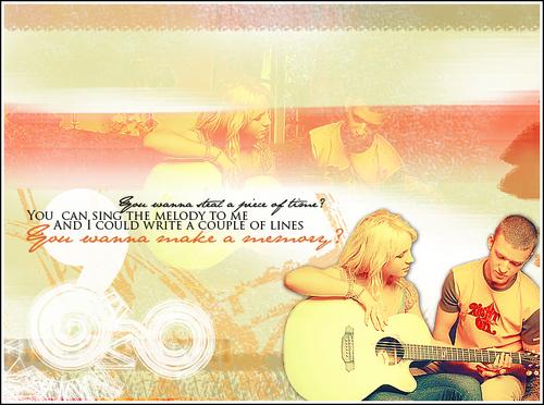 Britney & Justin