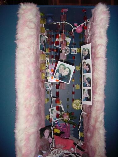 Brooke's locker ;)