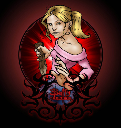 Buffy Anne Summers by Petar