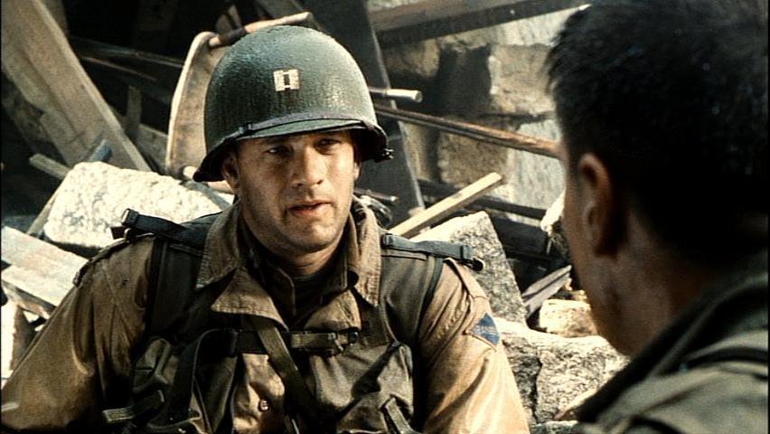 an analysis of captain john miller in the movie saving private ryan Steven spielberg's war film, saving private ryan, not only redefined the genre for war movies but the film holds up on the 20th anniversary july 24, 2018   full review danielle solzman.