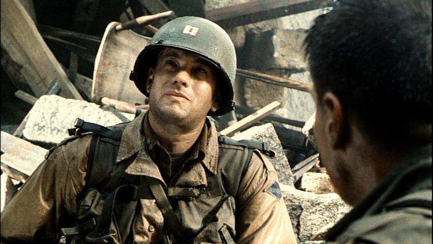 the realism in the film saving private ryan Excerpt from essay : film technique of 'saving private ryan' spielberg's nearly-documentarian approach with the movie contributes to its heightened impression of realism the director engaged in no storyboarding before shooting, and mostly filmed shots using hand-held video cameras.