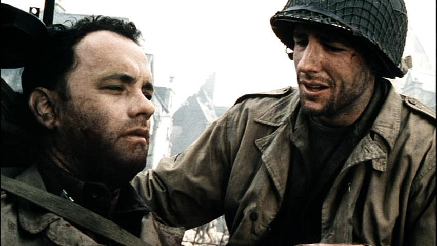 Saving Private Ryan images Captain Miller & Reiben HD wallpaper ... | {Reiben 26}