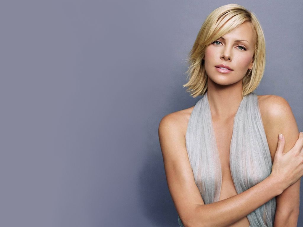 Charlize  Charlize Theron Wallpaper (1693635)  Fanpop - African Hairstyles
