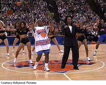 Coach can dance too?