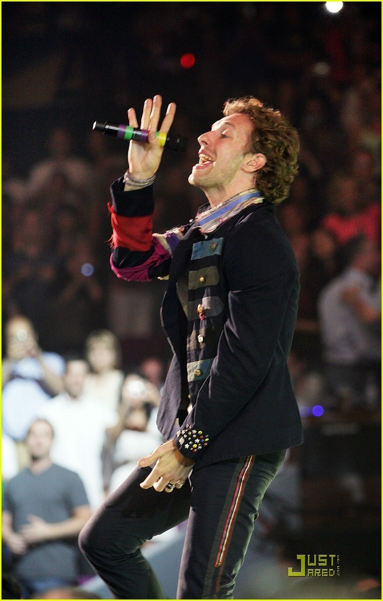 Coldplay madison square garden