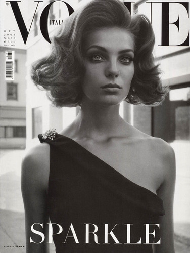 Daria's Vogue covers