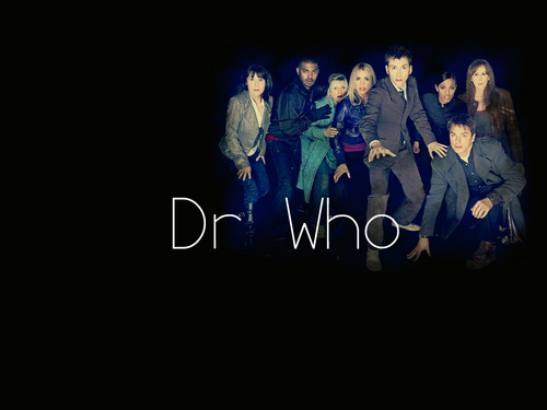 Dr Who Cast