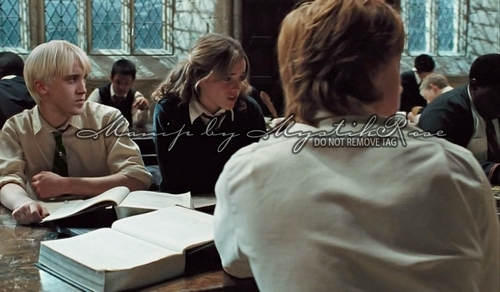 Dramione - hermione-grangers-men Fan Art