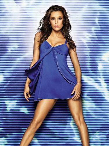 Eva Longoria wallpaper probably with a maillot, a bustier, and a chemise called Eva